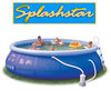 Splashstar 10ft x 30in Quick Up Pool Set with Filter Pump