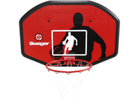 Basketball  - Swager Full Size Basketball Backboard and Hoop Combo