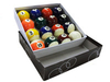 Walker and Simpson 2 1/4 inch Standard Pool Balls