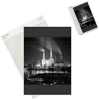 Games, Puzzles & Learning  - Battersea Power Station AA98/05903 Photo Jigsaw Puzzle