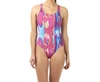 Swimming Accessories SPEEDO Endurance+ Allover AF Leaderback Ladies Swimsuit