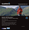 Garmin GB Discoverer mapping 1:50k - Yorkshire Dales