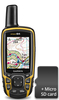 Garmin GPSMAP 64 GPS Bundle with GB Discoverer mapping 1:50k - Full Country