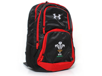 Wales Players Victory Backpack Black/Red