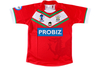 Wales RLWC 2013 Home Replica S/S Rugby League Shirt