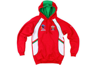 Wales RLWC 2013 World Cup Hooded Rugby Sweat
