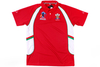 Wales RLWC 2013 World Cup Rugby Polo Shirt Welsh Red