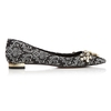 Women's Footwear Moda in Pelle Camelle Pewter