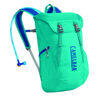 Fitness Equipment  - Camelbak Arete 18 Hydration Running Backpack - Green