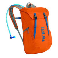 Fitness Equipment  - Camelbak Arete 18 Hydration Running Backpack - Orange