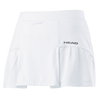 Head Club Basic Girls Skort - White,  M