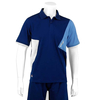 Karakal Dijon Button Polo Shirt - Navy,  M