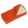Lotus Design Yoga Back Bolster - Orange