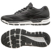 Mizuno Synchro MX Mens Running Shoes - Black/White,  10 UK