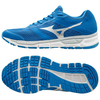 Mizuno Synchro MX Mens Running Shoes AW16 - Blue/Silver,  10 UK