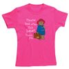 Paddington Bear Look After This Bear Skinny Fit T-Shirt - S