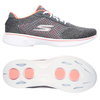 Skechers Go Walk 4 Exceed Ladies Walking Shoes SS17 - Grey,  6 UK