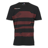 Tecnifibre F1 Boys Stretch T-Shirt - Black,  8 - 10 Years