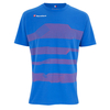 Tecnifibre F1 Boys Stretch T-Shirt - Blue,  10 - 12 Years