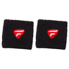 Tecnifibre Wristbands - Pack of 2 - Black