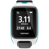 TomTom Runner 2 Cardio Small Heart Rate Monitor - White/Blue