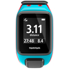 TomTom Runner 2 Large GPS Sports Watch - Blue/Red