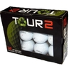 Tour 2 Titleist ProV1x Lake Balls (12 balls)