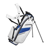 Wilson Prostaff Carry Bag - White/Blue