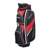 Wilson Prostaff Cart Bag - Black/Red