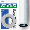 Yonex AC102 Super Grap Overgrip - Pack of 3 - Red
