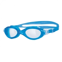 Swimming Accessories  - Zoggs Athena Womens Goggles - Blue, Clear