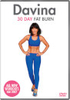 DVDs Davina - 30 Day Fat Burn (New for 2017)