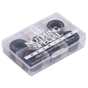 Outdoor Toys Nothing Special Skateboard Bearings ABEC 9 (8 Pack) - Black