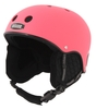 Outdoor Toys Nutcase Classic Snow Helmet - Party Pink Matte