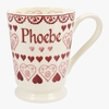 Crockery Personalised Sampler Cocoa Mug