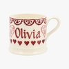 Crockery Personalised Sampler Small Mug