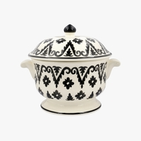 Seconds Indian Sponge Small Tureen