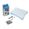 Console Accessories Battery Pack + Silicone Cover for Wii Fit