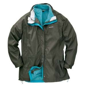 Craghoppers Ladies Madigan 3 in 1 Jacket