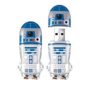 Electronic Gadgets  - 4 Gb. R2-d2 Star Wars Mimobot.