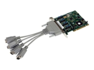 Computer Components  - 4 Port PCI RS232 Serial Adapter Card High Speed 16950 cable included