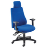 Avior Elbrus High Back Operator Chair Blue