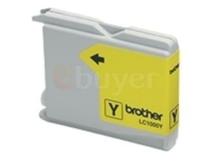 Printer Consumables  - *Brother LC1000Y Yellow Ink Cartridge