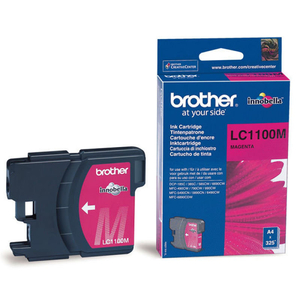 Printer Consumables  - *Brother LC1100M Magenta Ink Cartridge