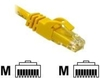 C2G,  Cat6 550MHz Snagless Patch Cable Yellow,  3m