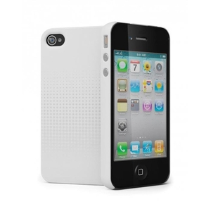 Computers  - Cygnett Transition iPhone 4 Case - White