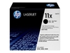 *HP 11X Black Toner Cartridge - Q6511X