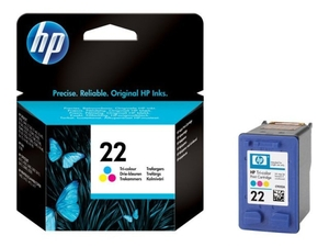 Printer Consumables  - *HP 22 Colour Ink Cartridge - C9352AE