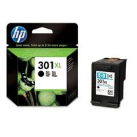Printer Consumables  - *HP 301XL Black Print cartridge