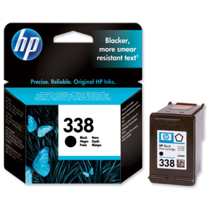 Printer Consumables  - *HP 338 Black Ink Cartridge - C8765EE